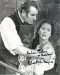 Barbara Shelley  Hand signed autograph (5)